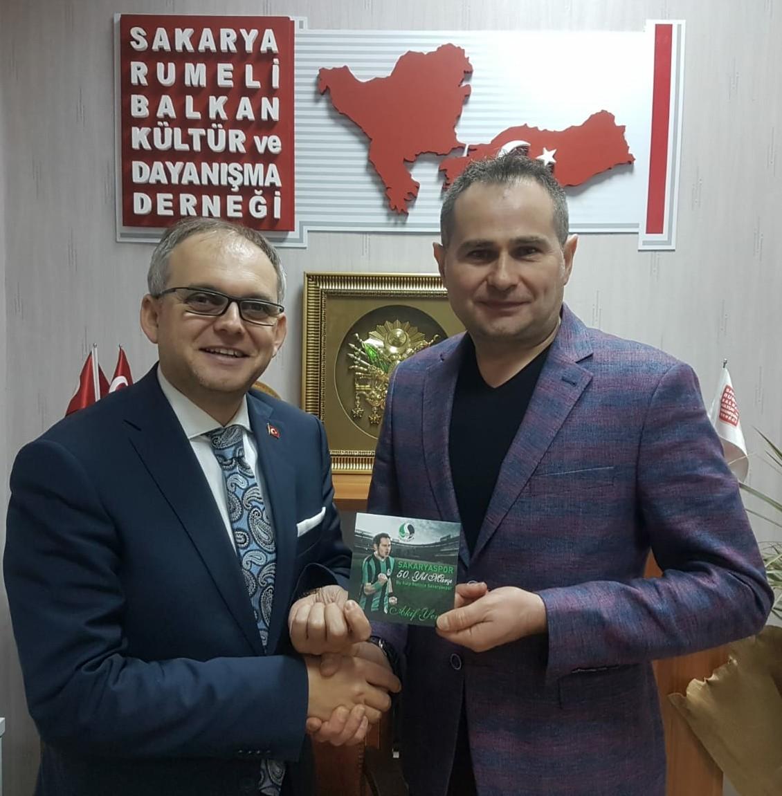 'Akif Yener Sakarya'nın değeridir'