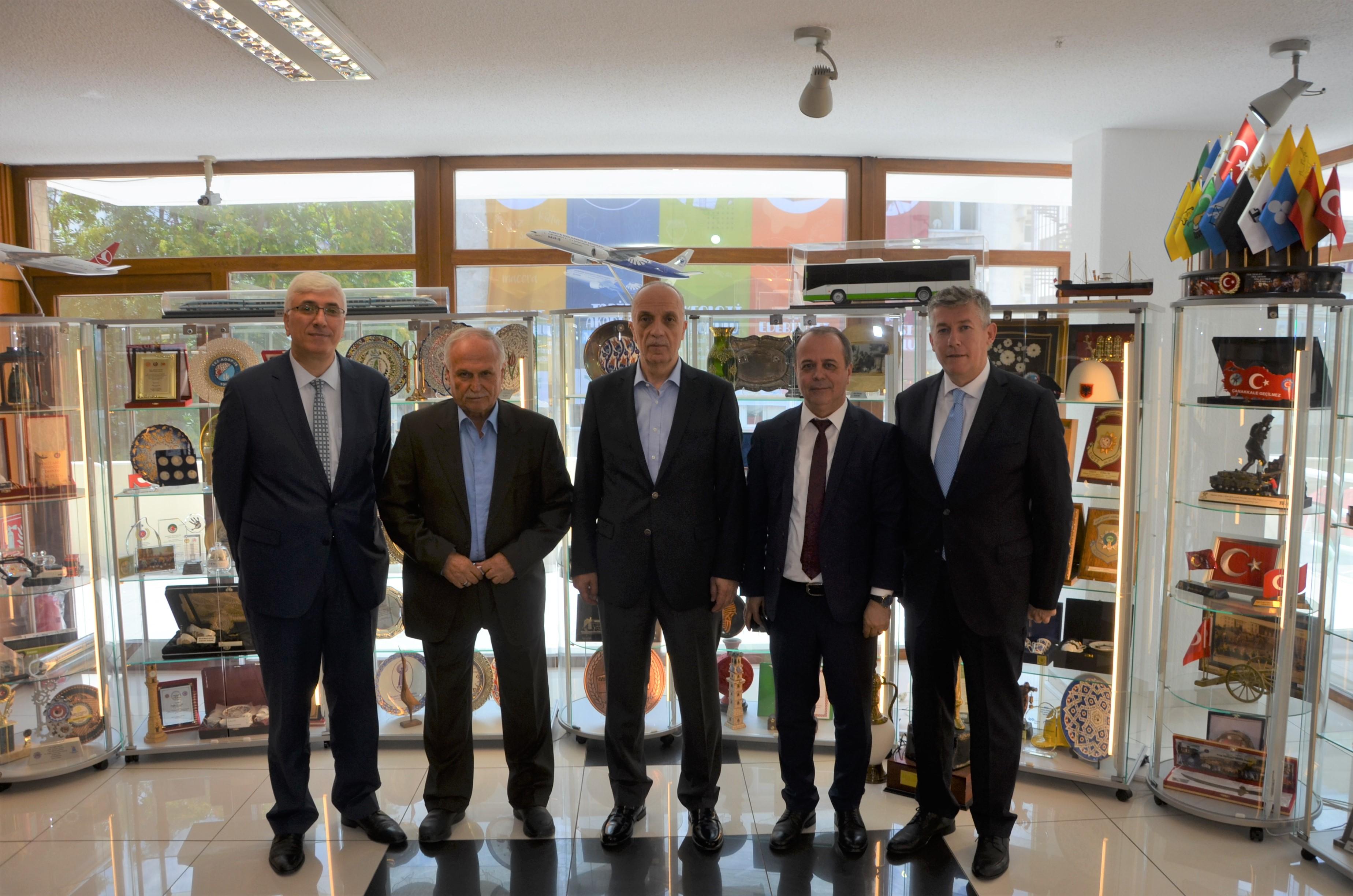 SGB'den Ankara turu