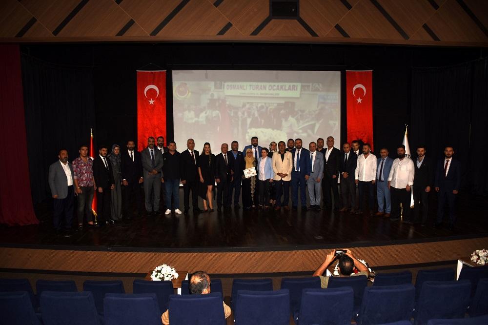 Osmanlı Turan Ocakları başladı