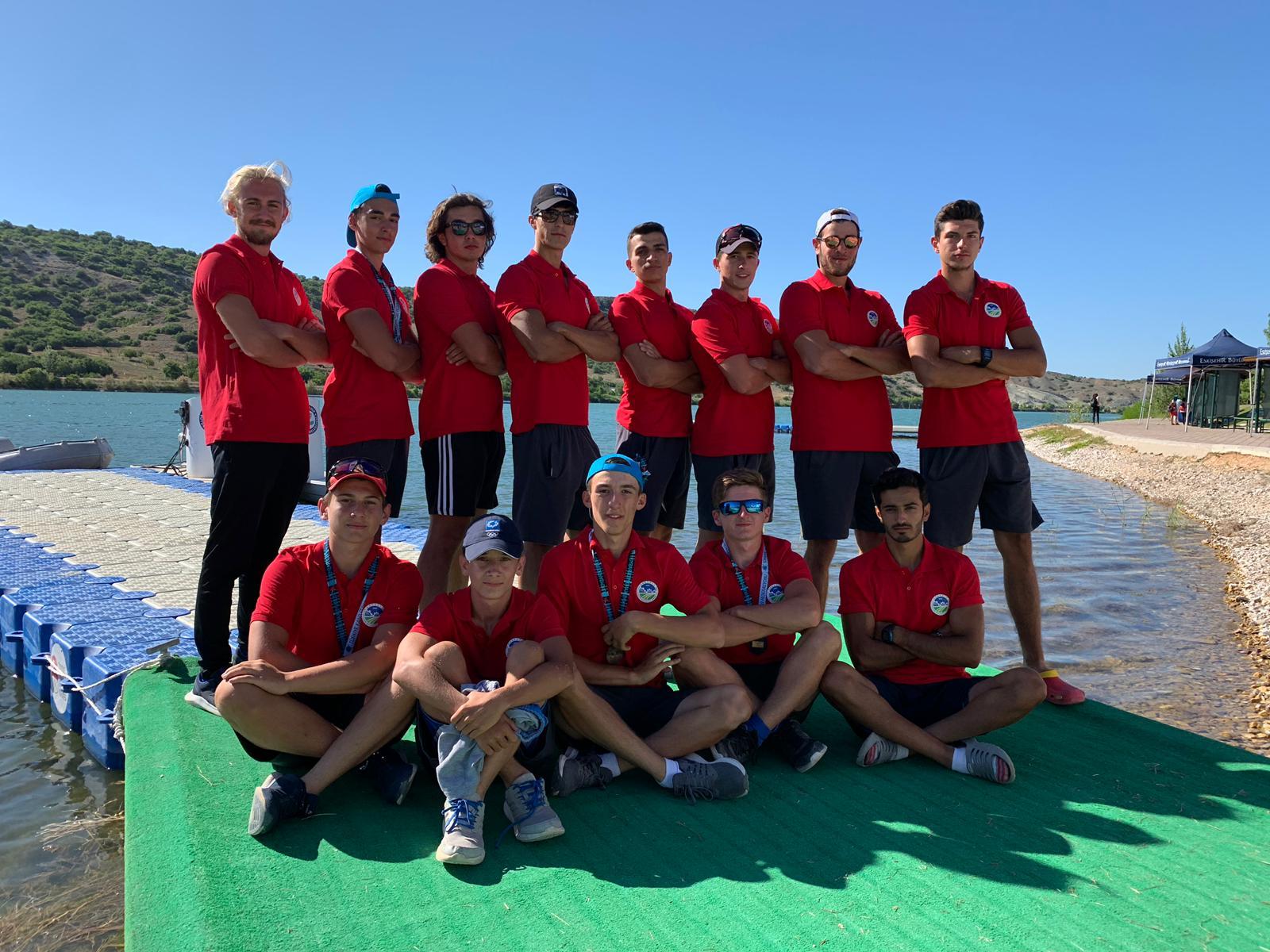 Kano'da Türkiye Şampiyonu olduk