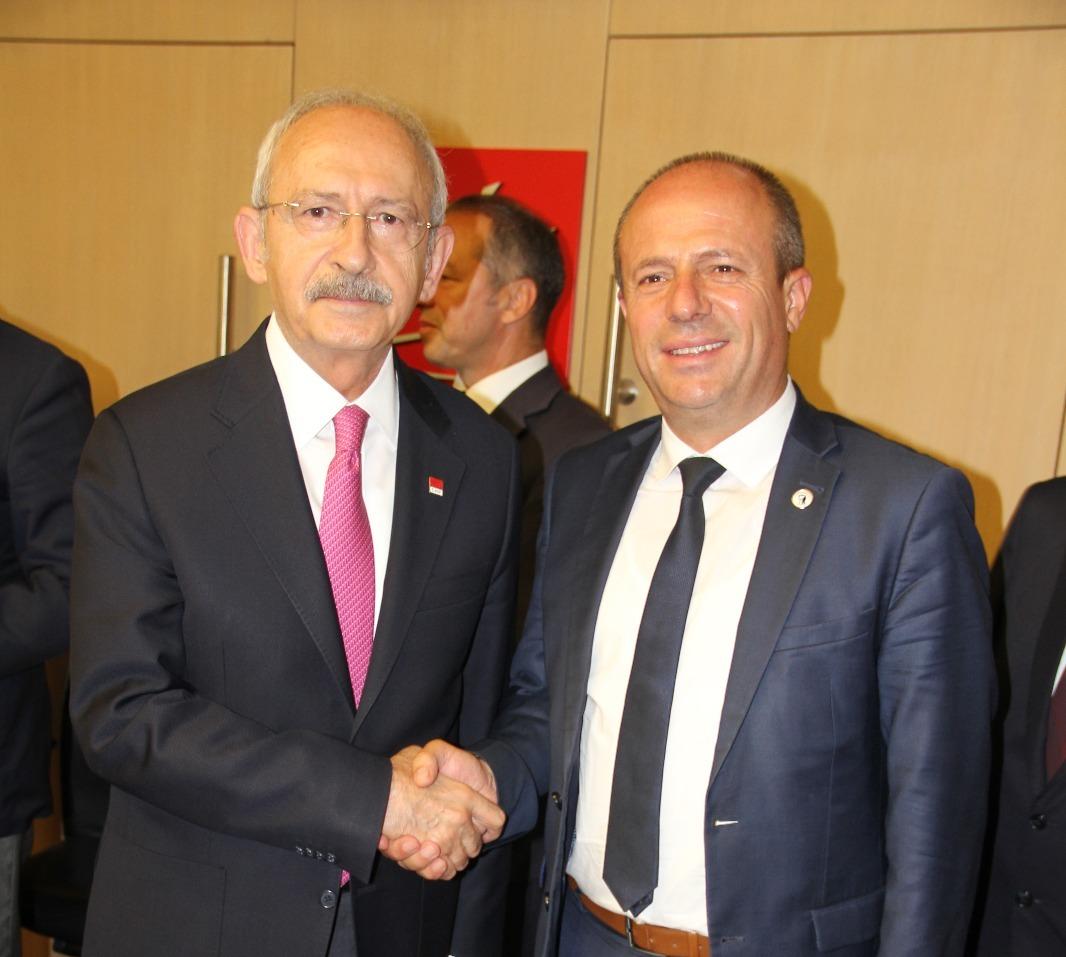 Kılıçdaroğlu tebrik etti