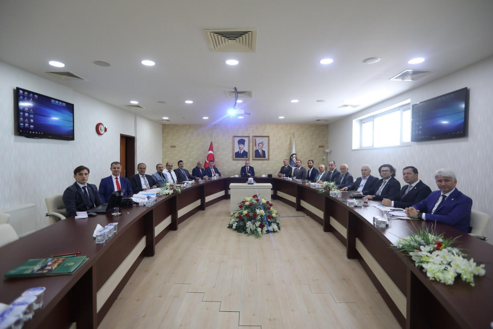 Ferizli Otomotiv OSB yönetimi belli oldu