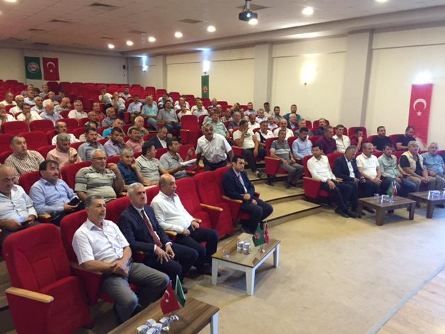 Hayvancılık OSB projesini açıkladı