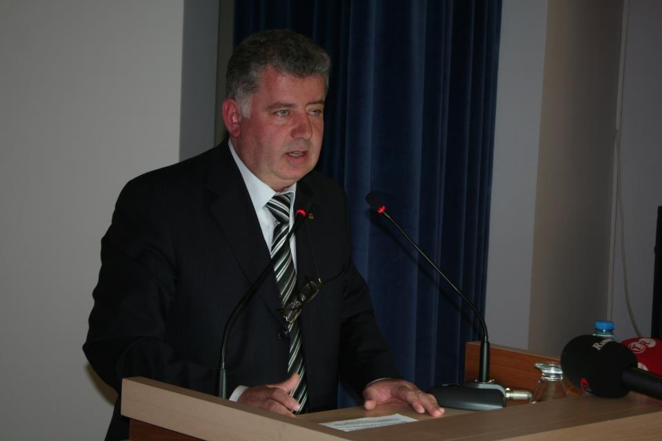 Hacıoğlu Kırcaali  Belediye meclisine aday