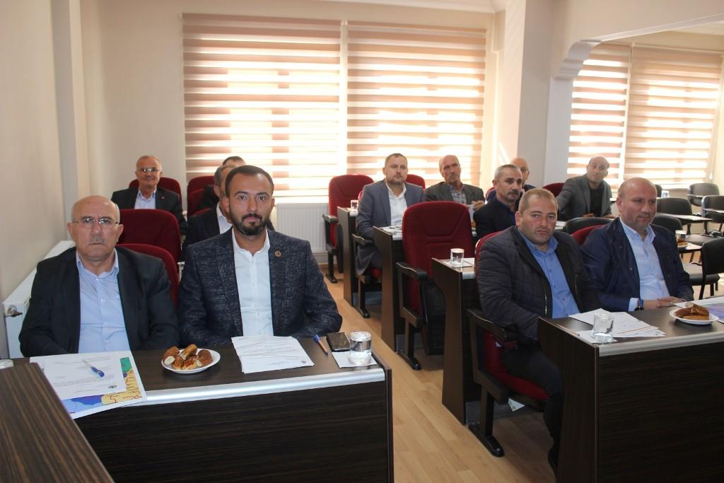 Ferizli'de meclis toplandı