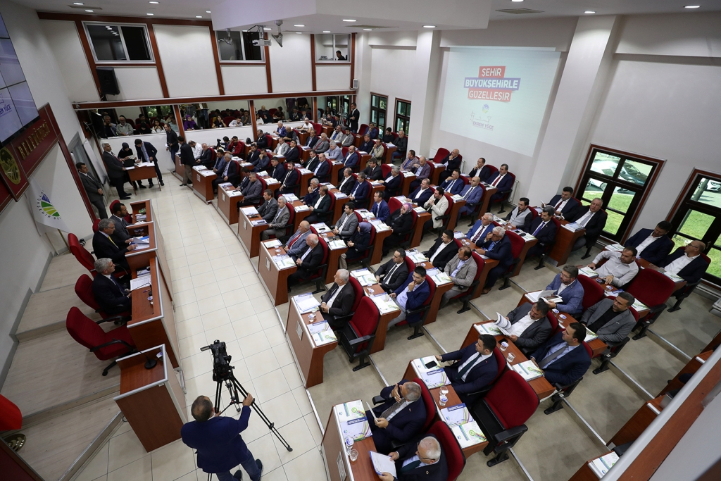 Meclisten Barış Pınarı'na tam destek