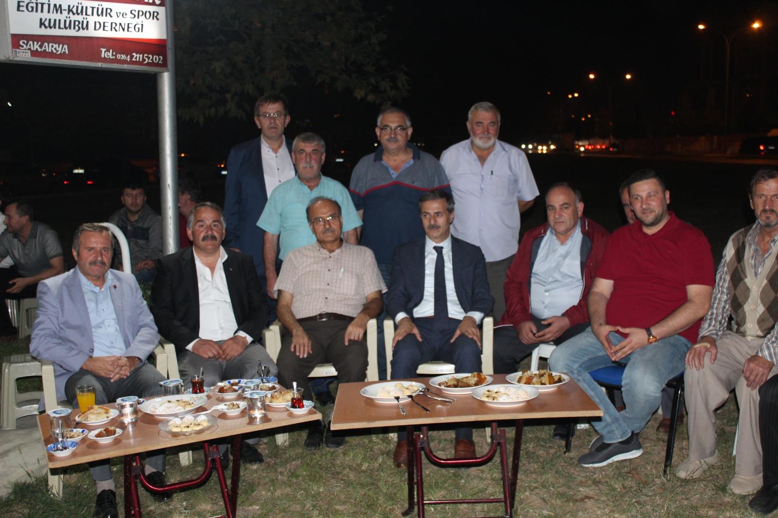 Bosna Sancak'tan hoş etkinlik