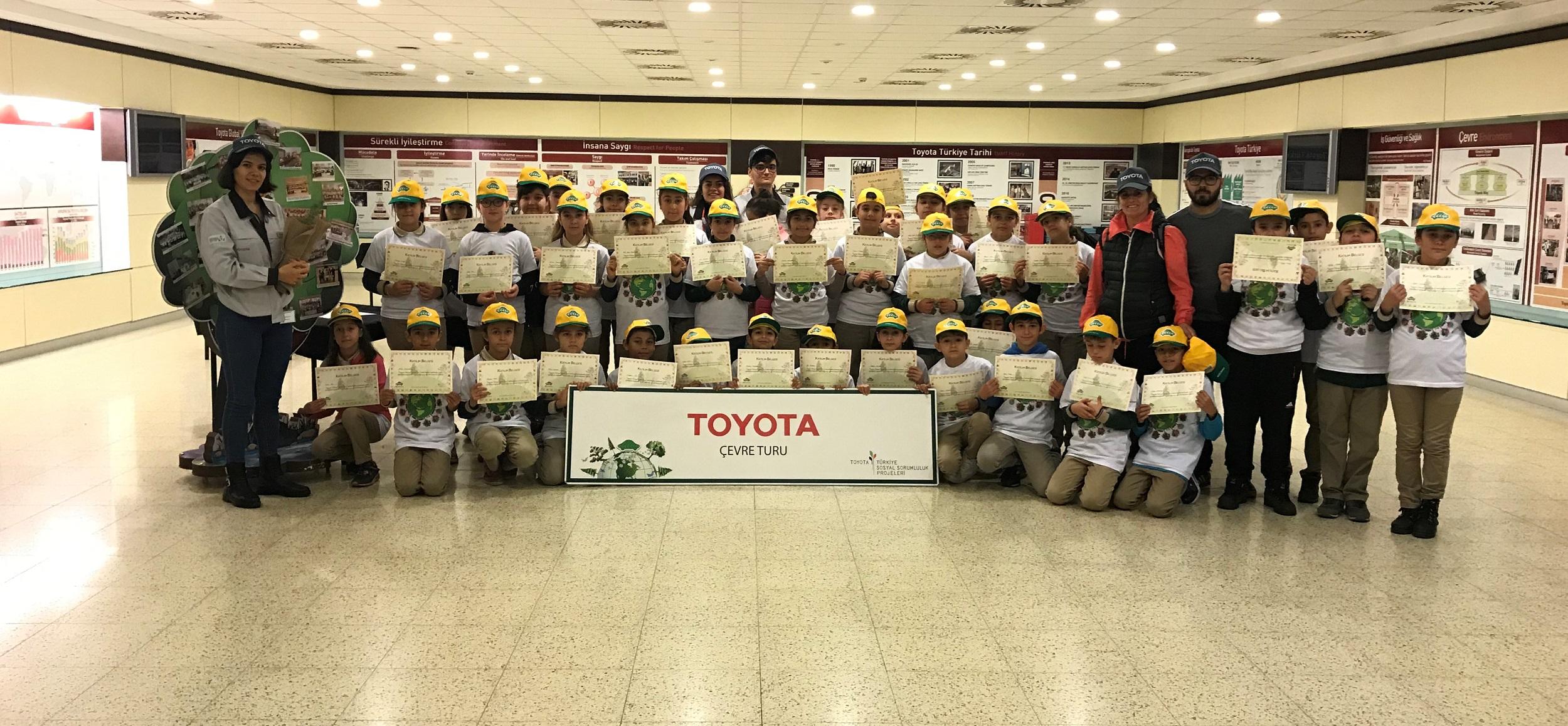 Sakarya eğitiminde Toyota farkı