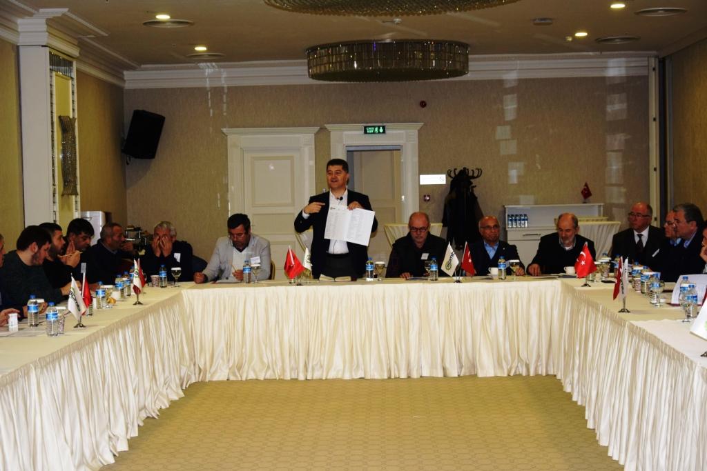 SAMİB'de üyeler konuşuyor