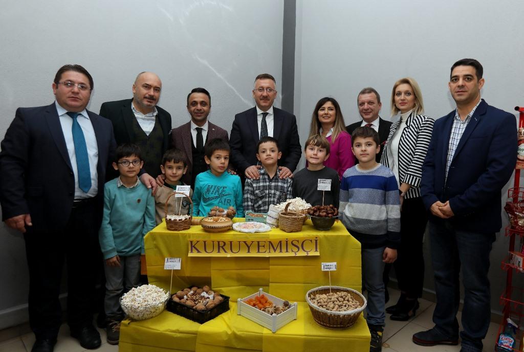 Mustafa Özen'de yerli malı coşkusu