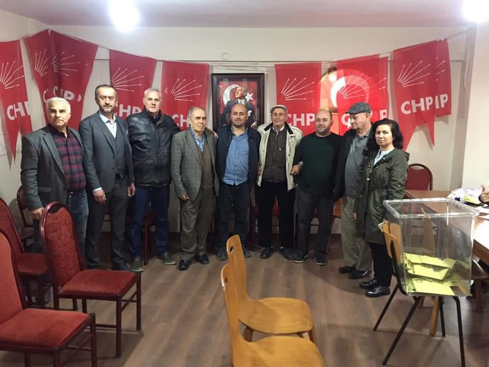 CHP Söğütlü'de Kayar yeniden