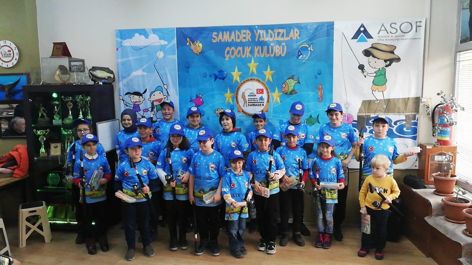 Balıkçılar Çocuk Kulübü açıldı