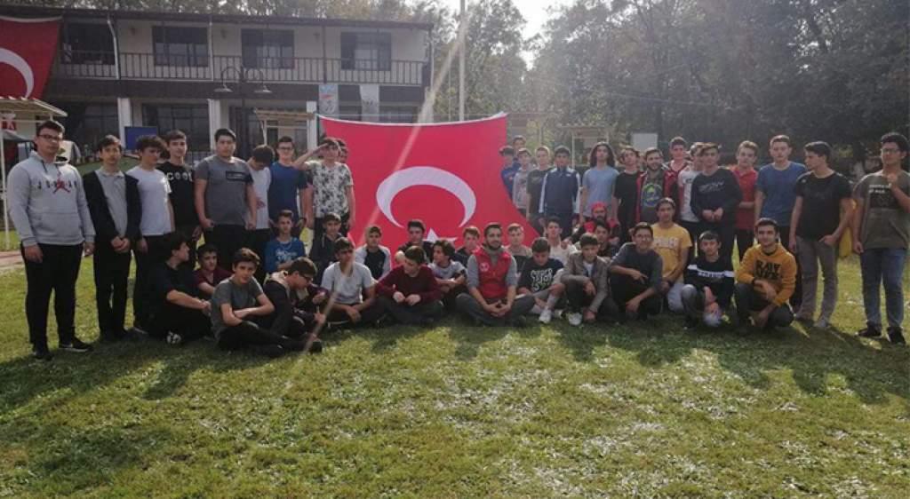 Arifiye Gençlerin Kamp Merkezi oluyor
