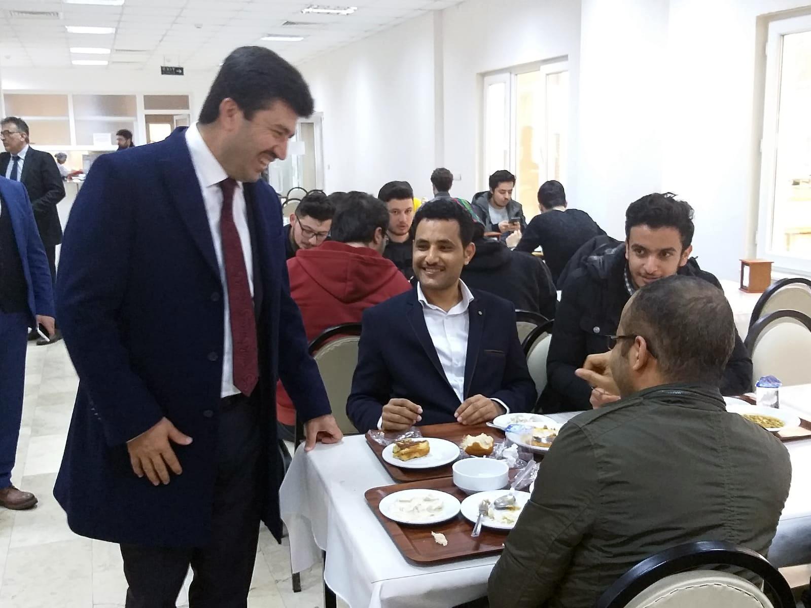 Öğrencilere yemekhane müjdesi