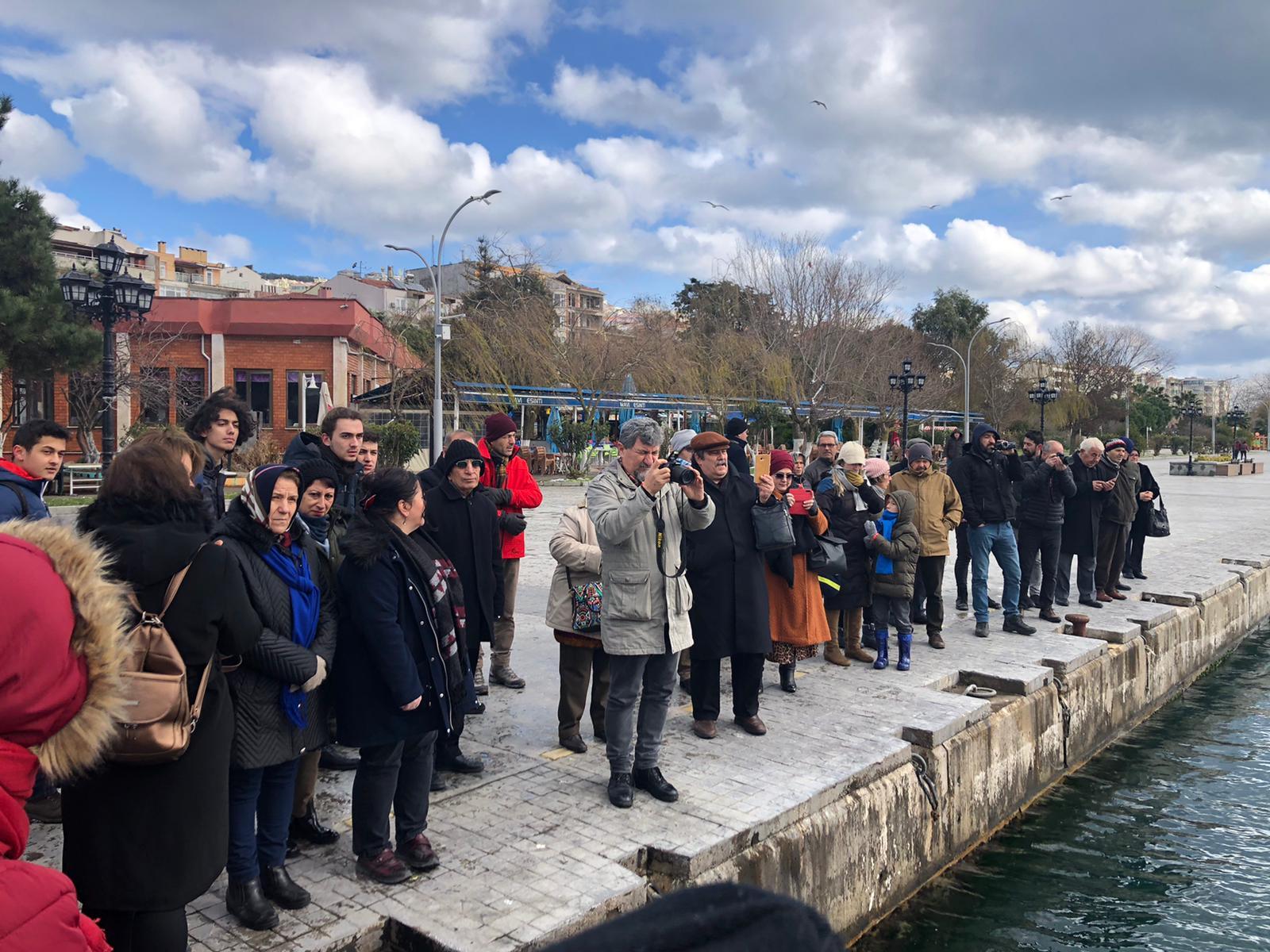 Sinop'ta mübadele acısı unutulmadı