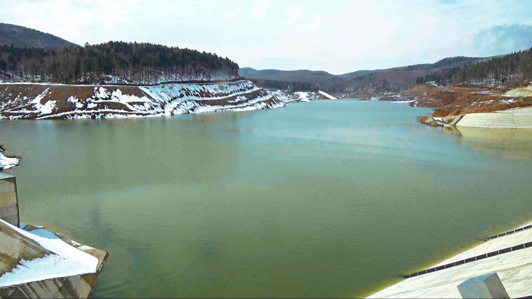 Su seviyesi yüzde 60 oldu