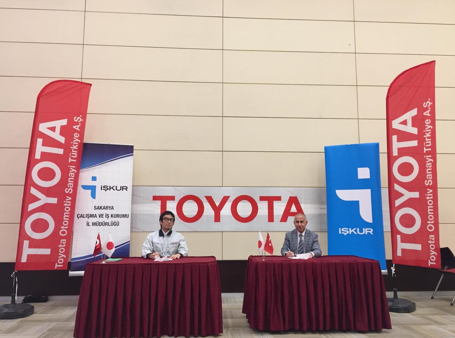 Toyota 800 yeni işçi alacak