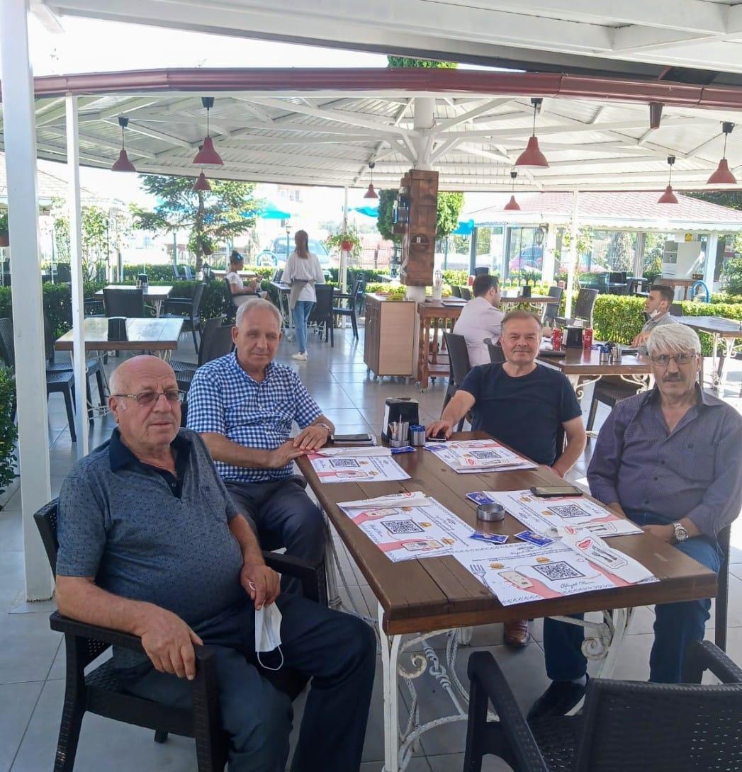 Ferizli'de anlamlı ziyaret