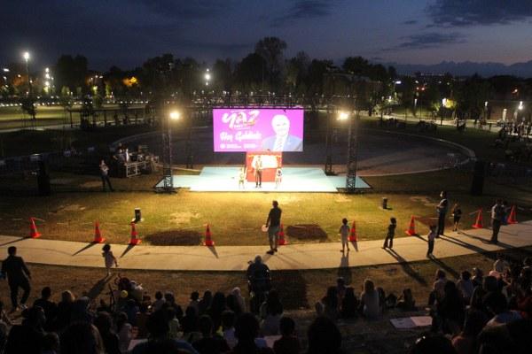 Kültür sanatın yeni adresi Millet Bahçesi