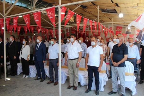 MHP'den Ferizli ve Söğütlü kongresi