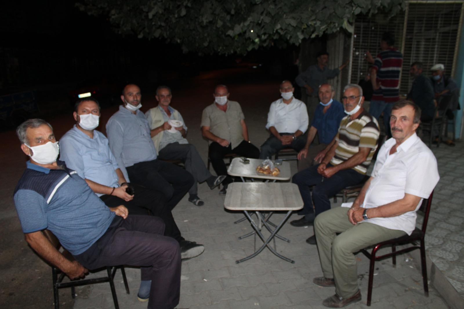 İYİ Parti Ferizli mahallelerde