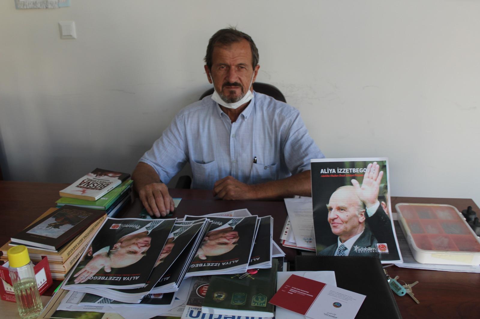 Bosna Sancak'tan davet