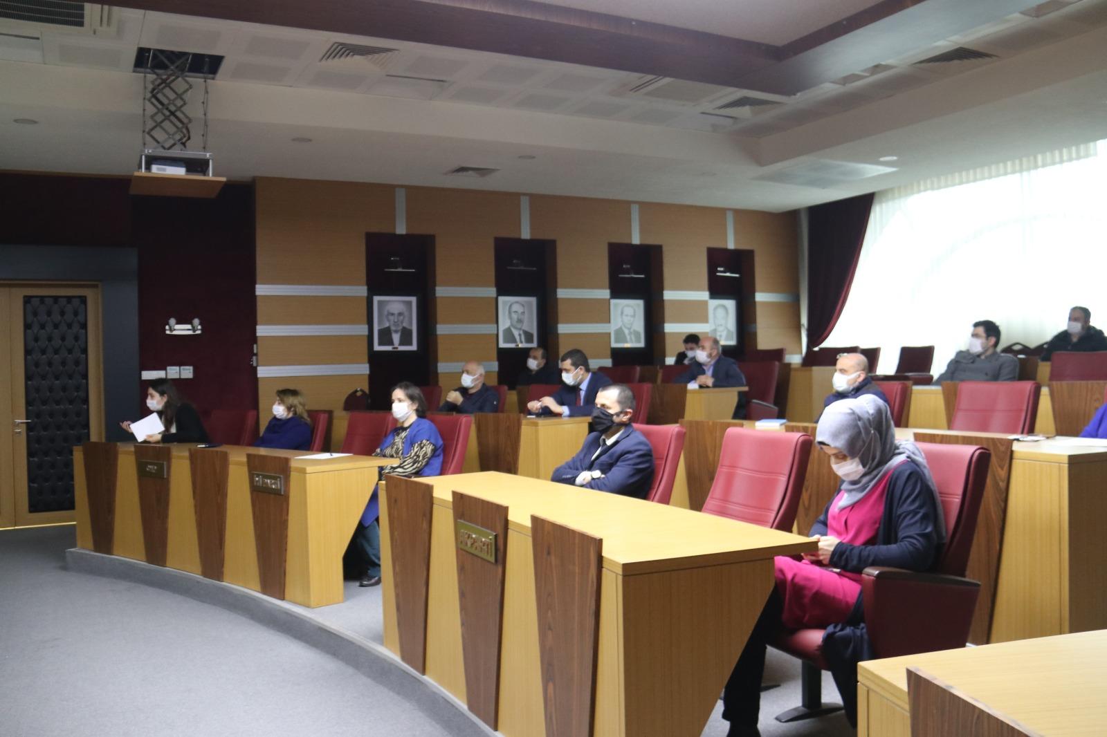 Serdivan'da veri eğitimi