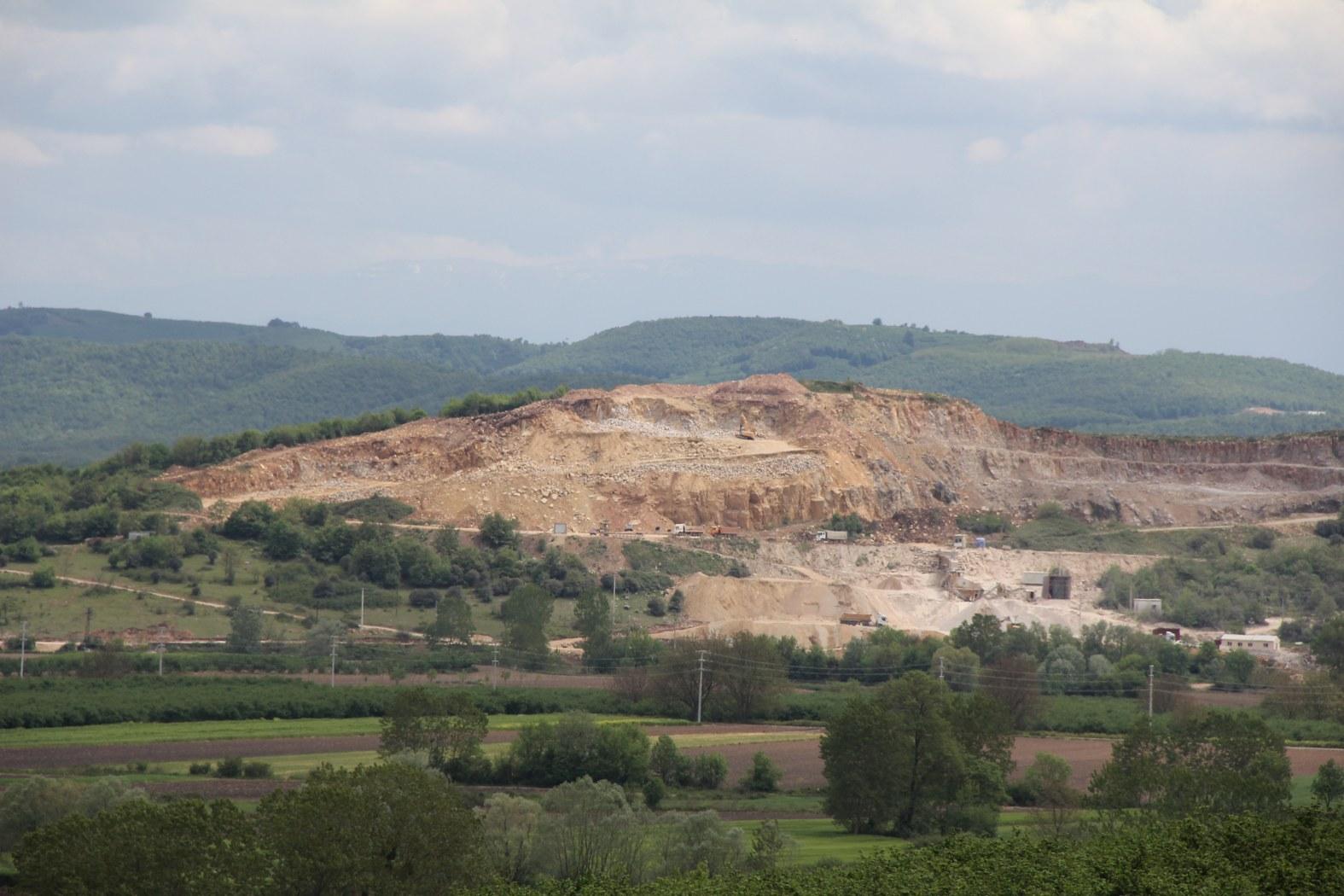 Ferizli'de taş ocağı toplantısı yapılacak