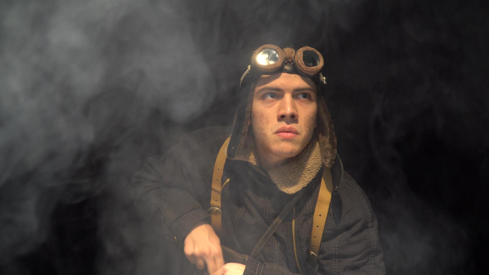 Genç tiyatrocudan yeni oyun