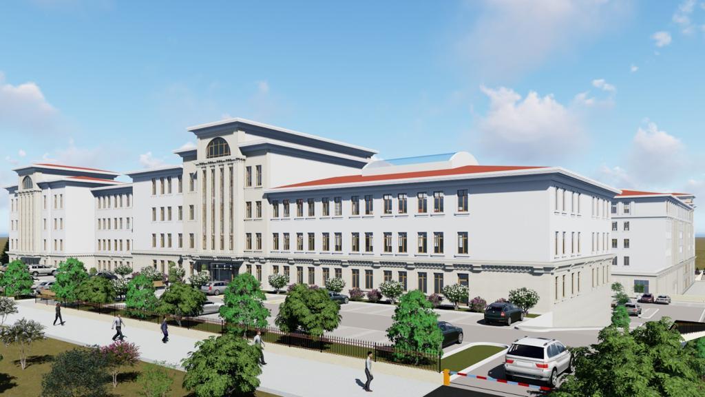 İşte yeni Adliye binası