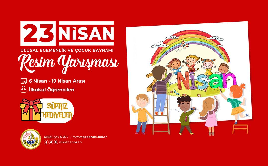 Çocuklar için yeni yarışma