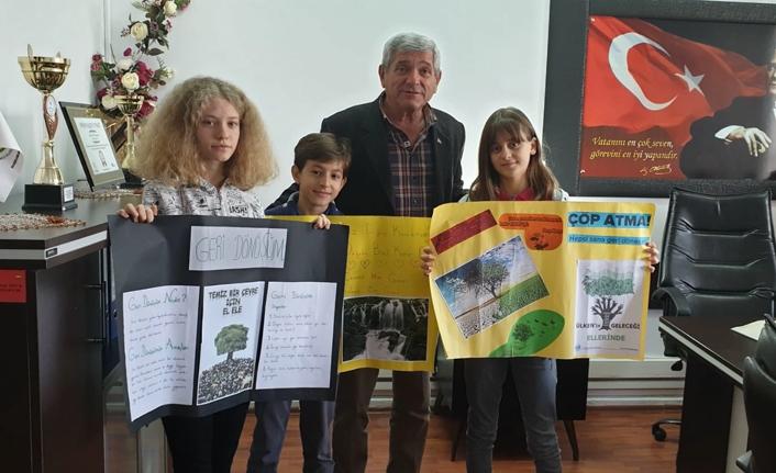 Aykut Yiğit'te proje başarısı