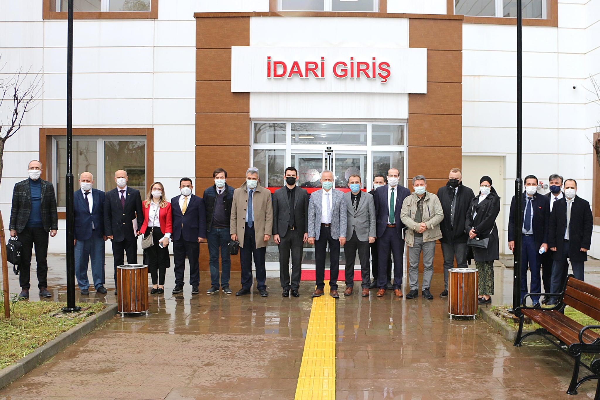 Ferizli'de başhekimler toplandı