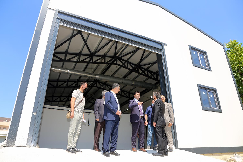 Arifiye'ye Motor Testi Laboratuvarı