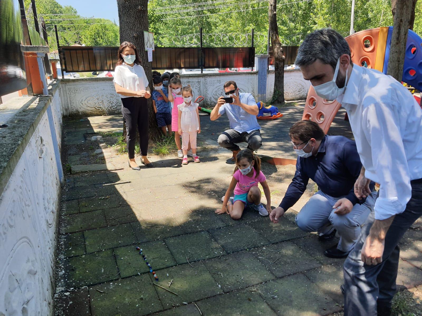 Şeker'de Çocuk Oyunları Şenliği
