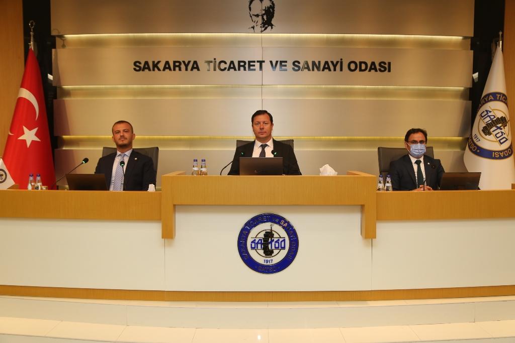 Genç Girişimciler meclisi toplandı