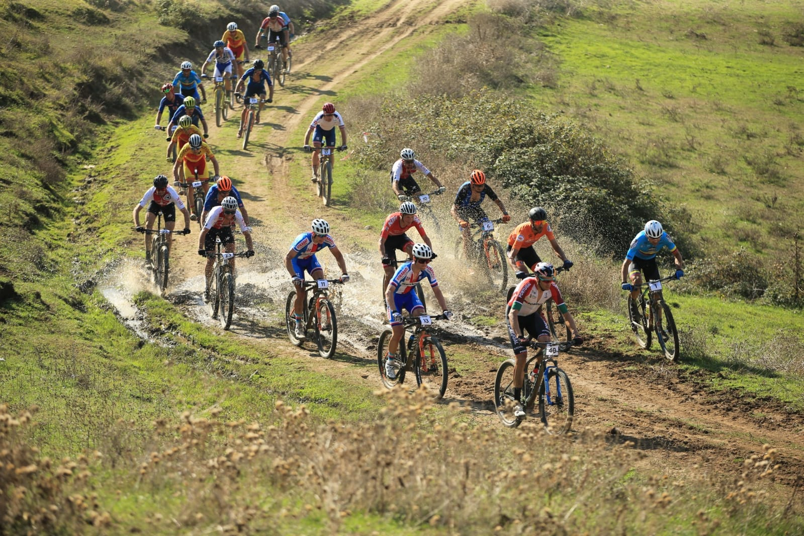 Sakarya'da bisiklet heyecanı