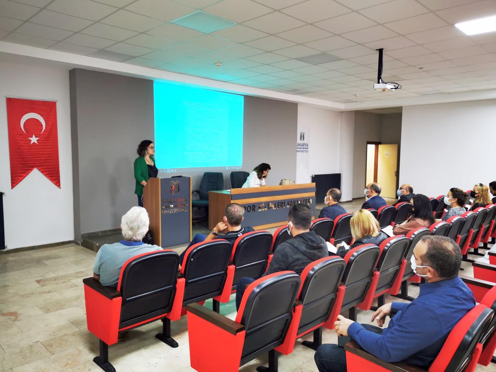 'Spor Araştırmaları' için çalıştay