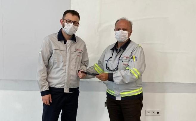 Toyota'da sağlık ayı etkinlikleri