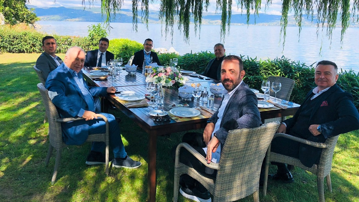 Otel müdürleri toplandı