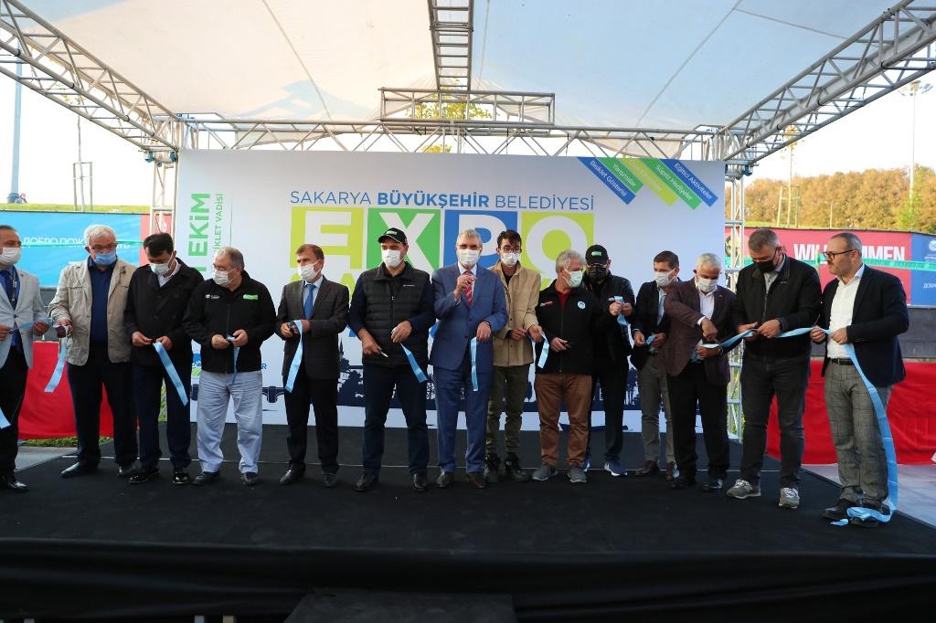 EXPO Sakarya 2021 başladı